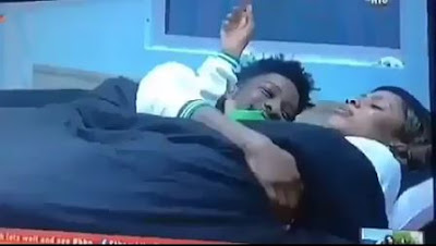 "#BBNaija: ""The Day This Boy Will F**k Me Eh"" - Mercy Said During Romance With Ike (VIDEO)"