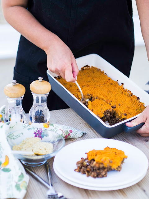 Shepherd-less Pie