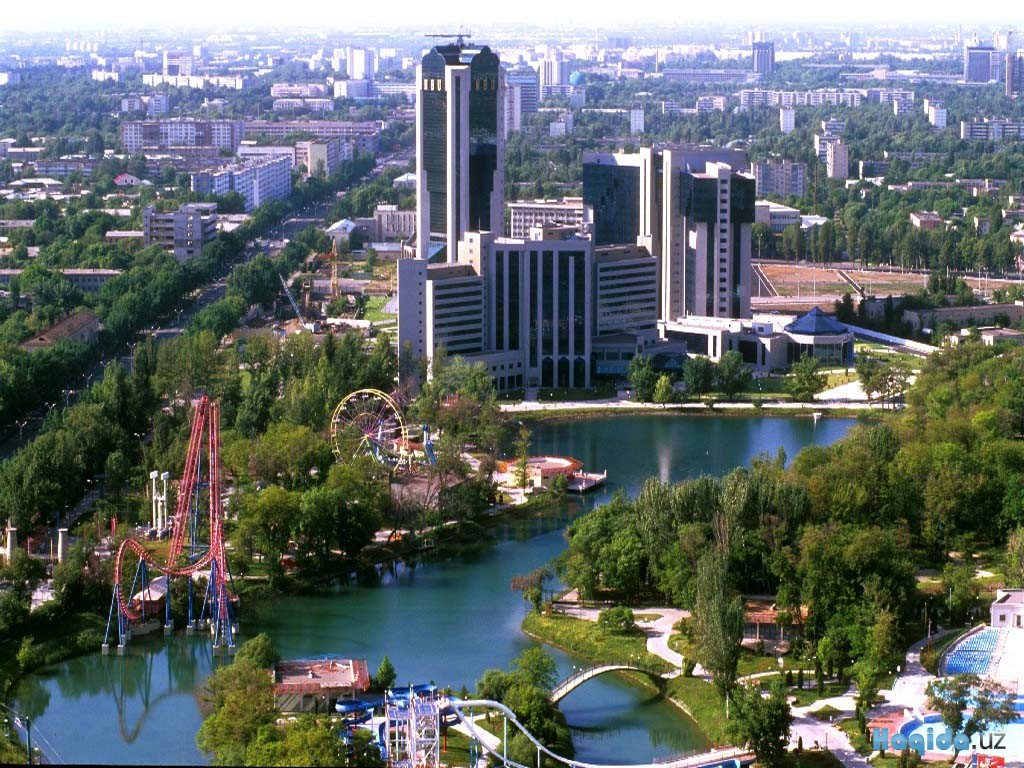 Tashkent | Capital do Uzbequistão