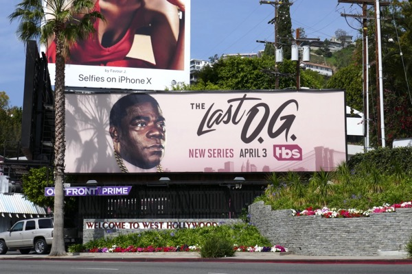 Last OG series premiere billboard
