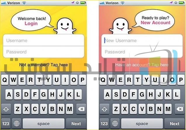 تنزيل برنامج سناب شات SnapChat للأندرويد
