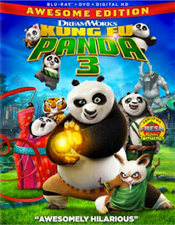 DVD & Blu-ray Release Report, Kung Fu Panda 3, Ralph Tribbey
