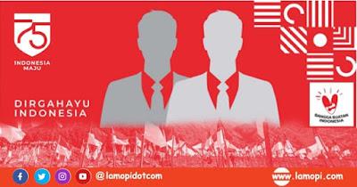 Tema dan Logo HUT Kemerdekaan RI ke-75 Tahun 2020