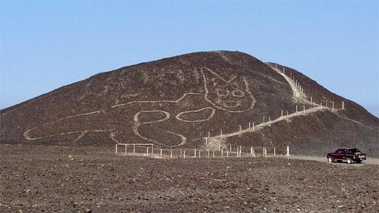 Nazca Cat 2