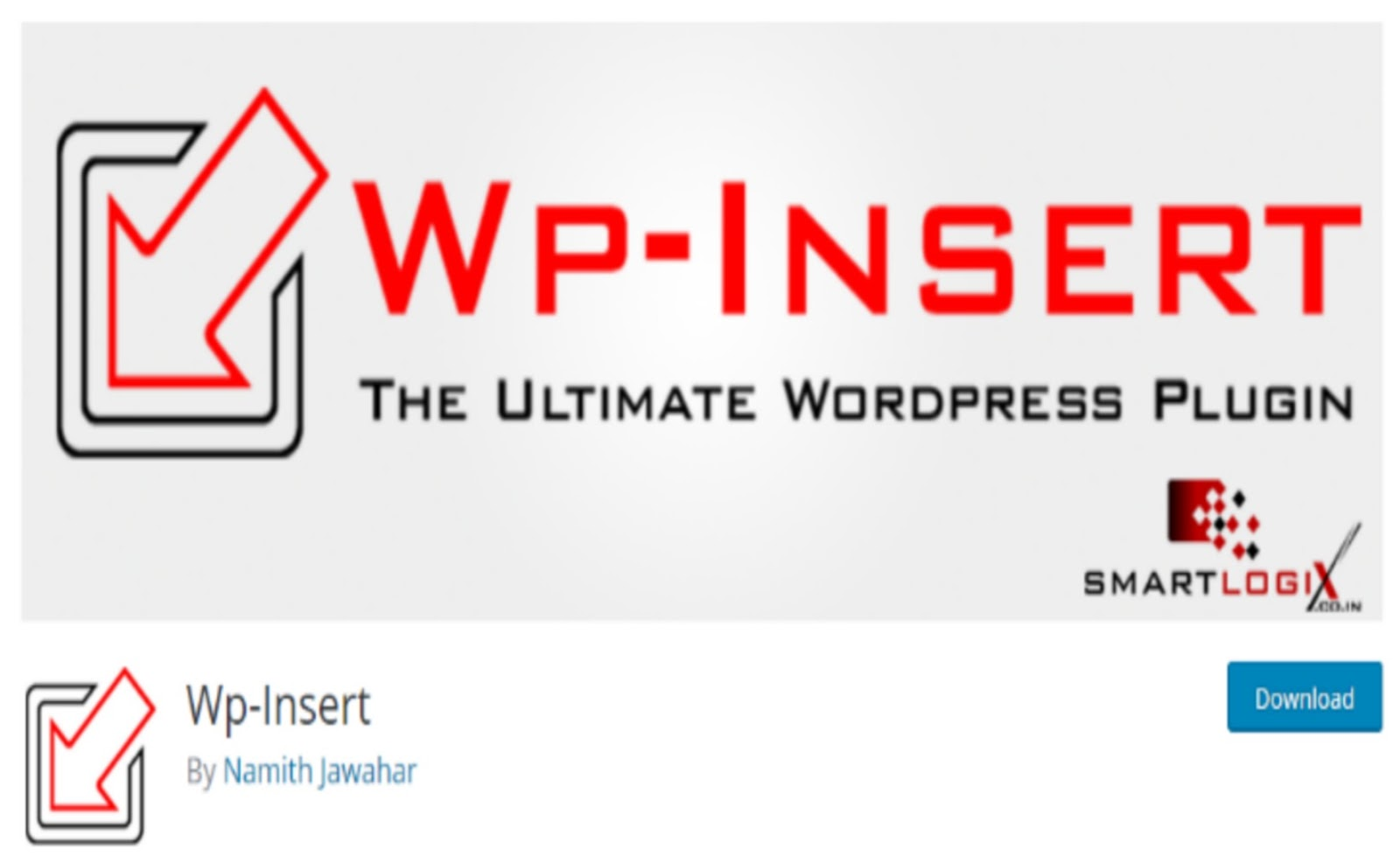 Wp-Insert WordPress Plugin