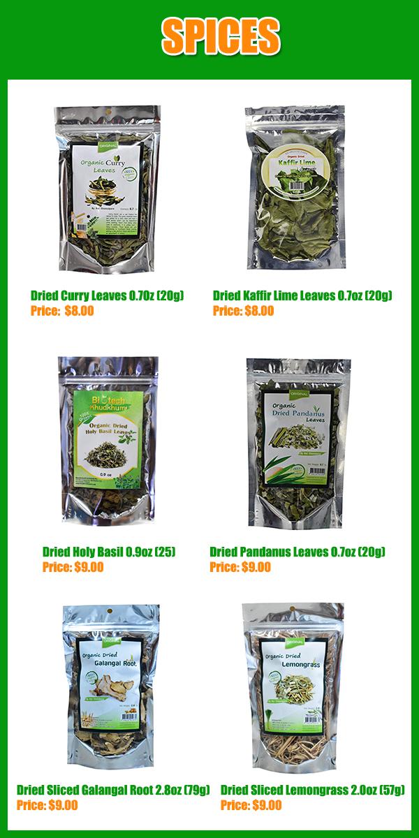 Krittiya Garden Spices
