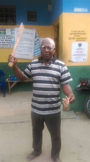 Too Bad: 61 Year Old Man Arrested For Cutting Off Hand Of 11 Year Old Boy
