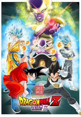 Descargar Dragon Ball Z La Resurrecion de Frezzer Mega y Mediafire