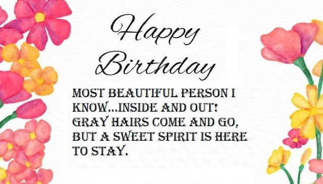 Happy Birthday Wishes December