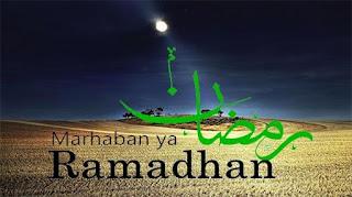 Pesan Untuk Ramadhan 2018