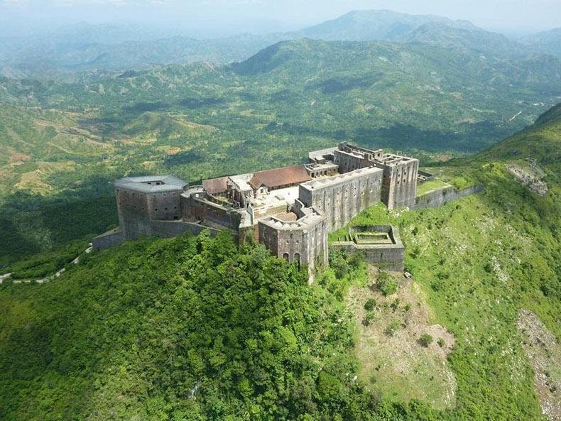 La ciudadela de Laferrière | Haiti