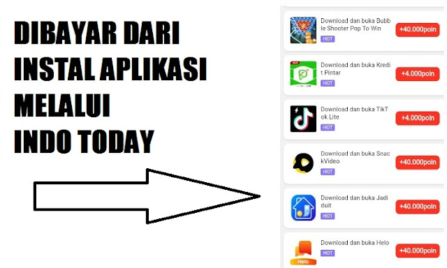 Cara Instal Aplikasi di Indo Today