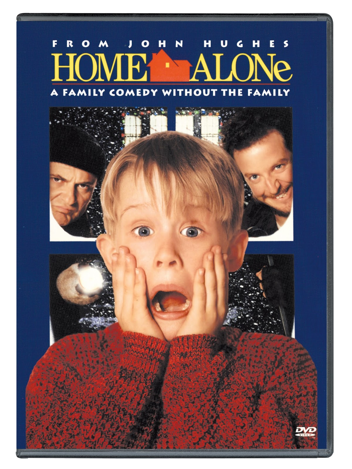 Home Alone 1  DVDRip ( 1990 )