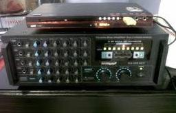 Tips Memilih Amplifier Untuk Karaoke