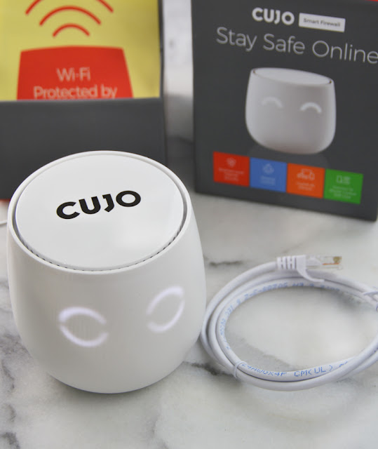 Cujo Smart Firewall for connected homes available at Best Buy