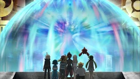 Capítulo 9 Temporada 21 ¡Revelación legendaria!