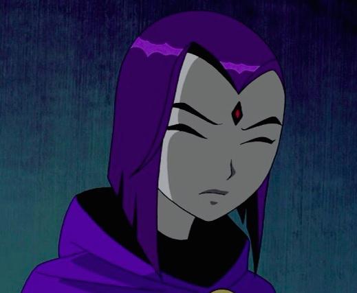 Raven Of The Teen Titans Spirit World-7514