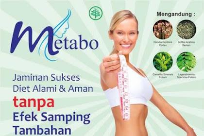 Manfaat Metabo Slim