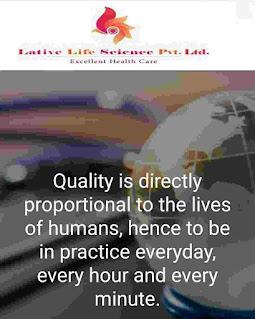 Lative Life Science Pvt. Ltd