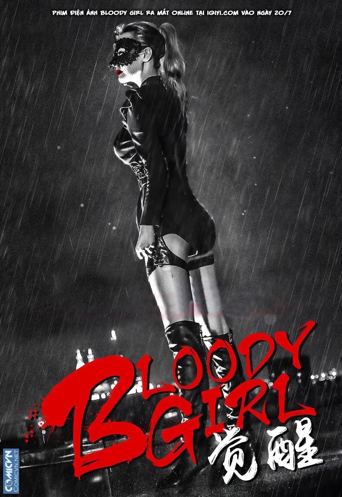 Bloody Girl được cải biên phim điện ảnh