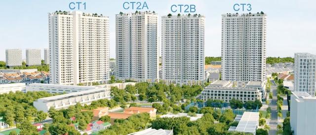 Chung cư Gelexia Riverside 885 Tam Trinh