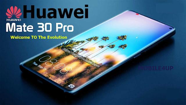 HUAWEI Mate 30 Pro | تعرف على سعر ومواصفات هاتف Huawei Mate 30 Pro