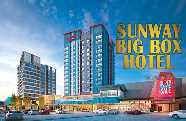 Big Box Hotel Johor