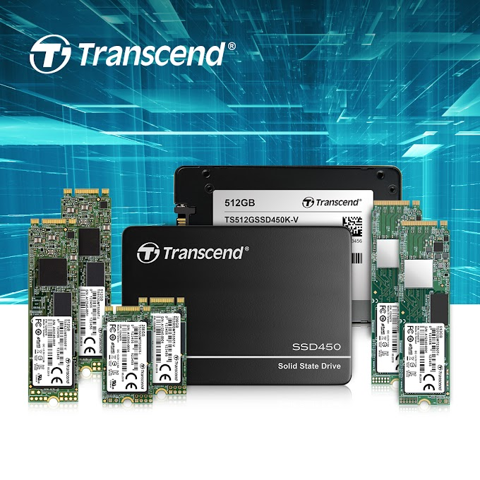 Transcend Reveals New 3D NAND SSD Solutions For High-End Embedded Market
