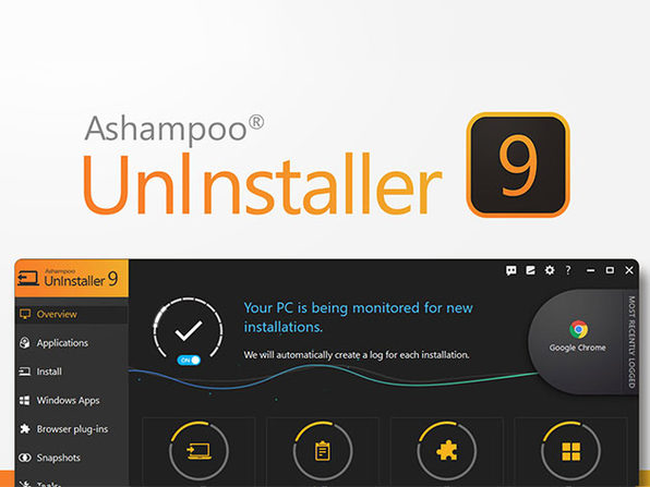 Ashampoo® UnInstaller 9 Discount Coupon