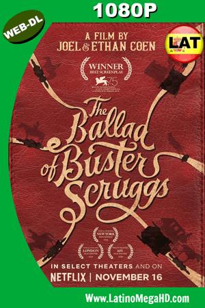 La balada de Buster Scruggs (2018) Latino HD WEB-DL 1080P ()