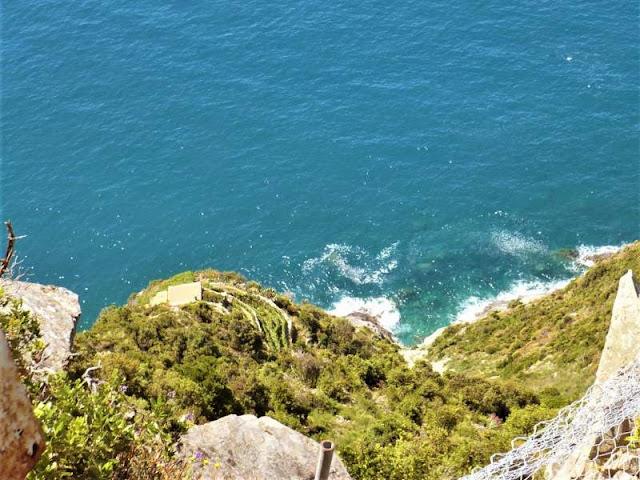 vista panoramica sul litorale di monesteroli