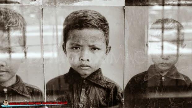 museum tuol sleng di kamboja,penjara penyiksaan angker tuol sleng kamboja,museum tuol sleng,genocide museum cambodia,sejarah genosida kamboja,phnom penh museum tuol sleng