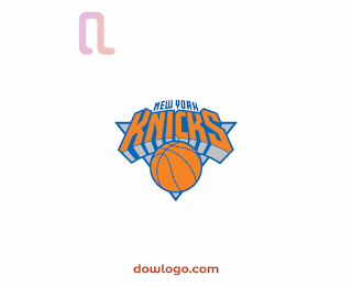 Logo New York Knicks Vector Format CDR, PNG