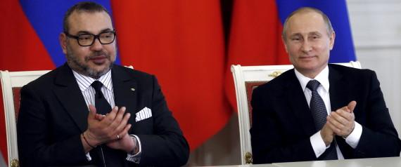 La Russie compte sur le Maroc pour contrôler la Méditerranée.