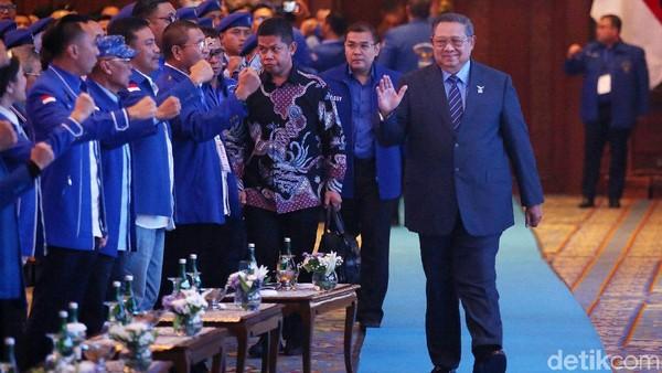 Demokrat Tepis Isu SBY-Moeldoko Dekat terkait Jabatan Panglima TNI
