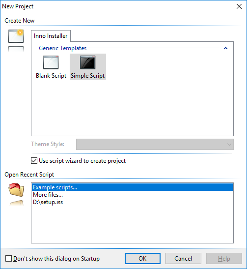 FoxLearn | Create Installer using Inno Setup