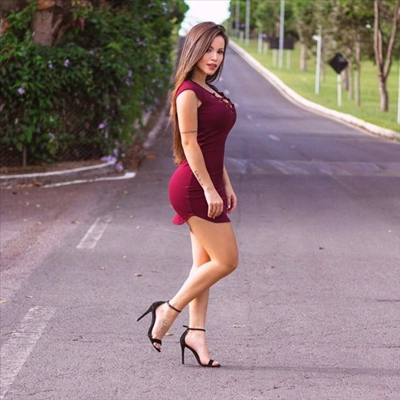 Fitness Bianca Anchieta
