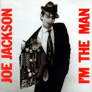 Joe Jackson. I´m the man