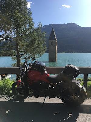 viaggio in moto a copenhagen