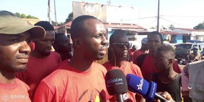 Guinée, Conakry : le FNDC va-t-il braver l'interdiction de manifester sur l'itinéraire aéroport -palais du peuple ?