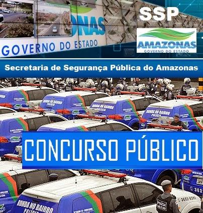 Apostila do Concurso SSP-AM 2015 - Segurança Pública do AMAZONAS