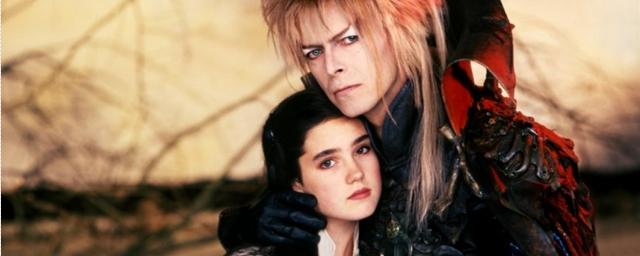Filme com David Bowie