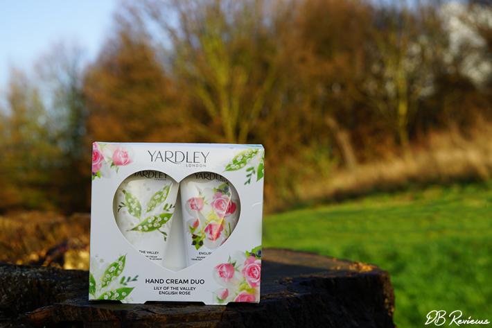 Yardley London Nourishing Hand Cream Duo Travel Set