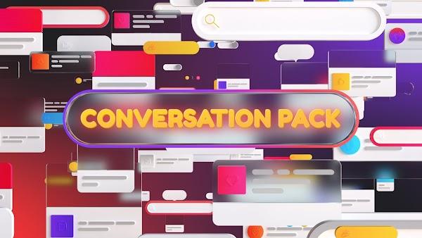 Filmstocks Conversation Pack | Filmora 9 Effects