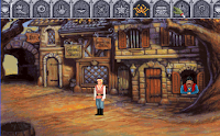 Videojuego Quest for Glory Shadows of Darkness