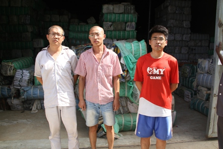 chinese textiles smugglers arrested nigeria