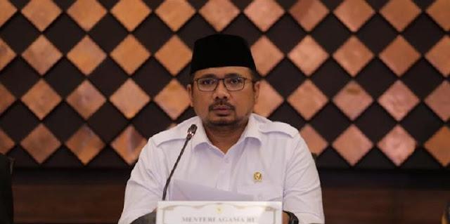 Menag: Sholat Idul Adha Hanya Bisa Dilakukan Di Rumah, Tidak Ada Di Masjid Atau Lapangan