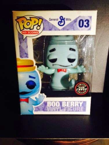 Pop! Ad Icons Boo Berry (Glow in the Dark) $950.00 - Solo existen 24