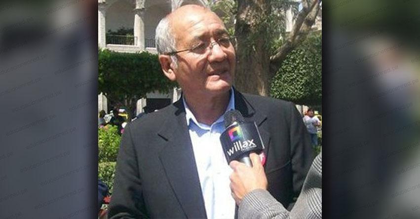 Solicitan 18 meses de prisión preventiva para Adolfo Prado Cárdenas, rector de la Universidad Nacional Micaela Bastidas de Apurímac - UNAMBA