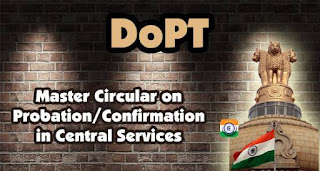 DoPT-Orders-2019-Master-Circular-Probation-Central-Services